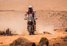 Dakar 2019: Así le fue a los peruanos en la categoría Motos