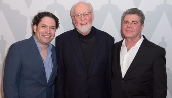 John Williams, Santaolalla y Dudamel hablan sobre cine