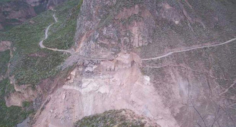 3 distritos aislados por huaicos en Condesuyos y La Unión - 2