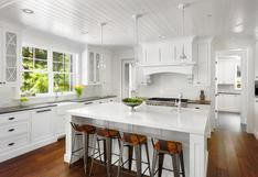 Sigue estas recomendaciones y luce una cocina impecable | FOTOS