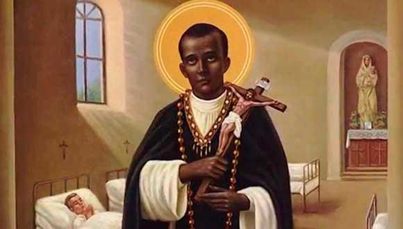 San Martín de Porres fue un fraile de la orden de los dominicos. Fue, además, el primer santo mulato de América.