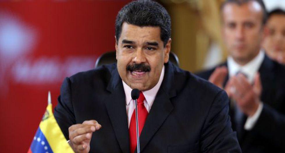"""Maduro llama a debatir la """"permanencia"""" de Venezuela en la OEA"""