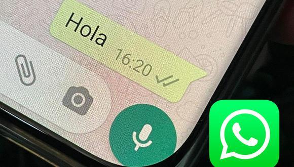 """¿Quieres saber cuánto tiempo una persona te dejó """"en visto"""" en WhatsApp? (Foto: MAG)"""