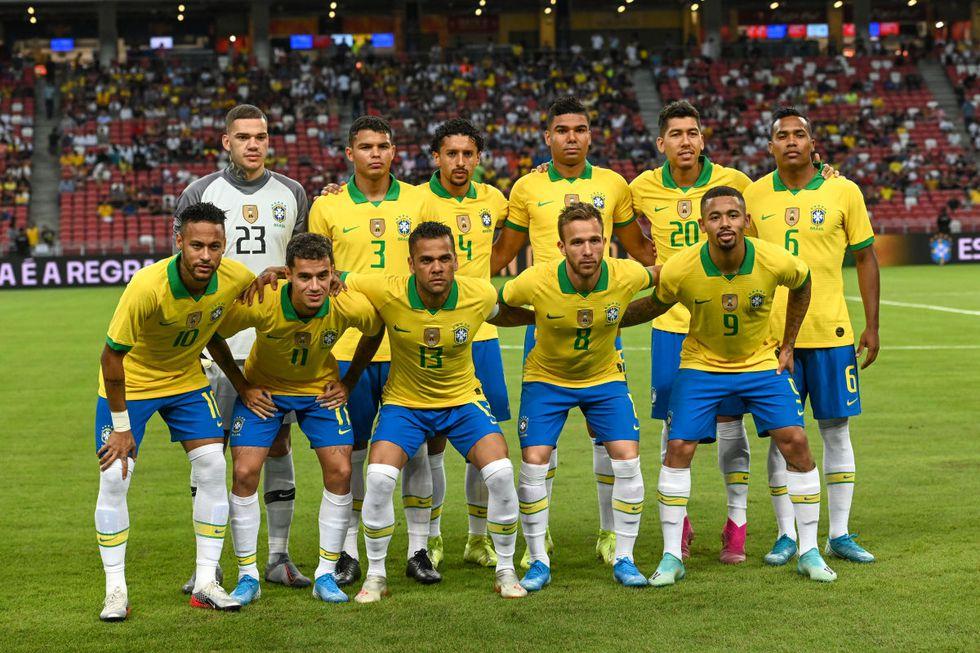 Image Result For Brasil Vs Senegal En Vivo Directo Gol Tv