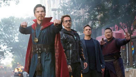 """Avengers: Infinity War"". (Foto: AP)"