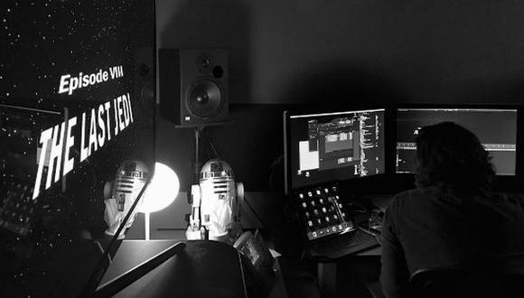 """Director de """"Star Wars"""" colgó imagen de la posproducción"""