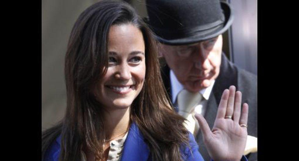 Londres: Detienen a hacker por robo de fotos a Pippa Middleton