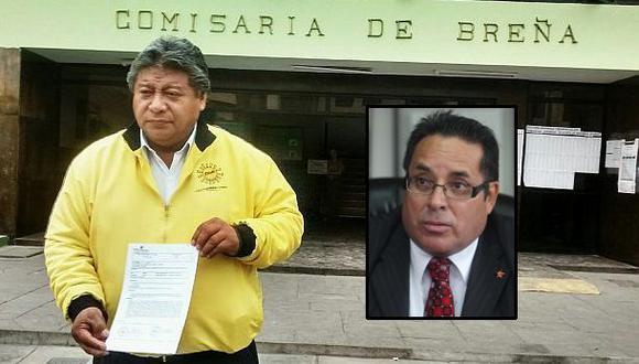 Candidato denunció intento secuestro y acusó a alcalde de Breña