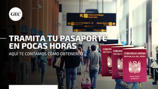 ¿Viajas con urgencia y no tienes pasaporte?: sigue estos pasos para tramitarlo en pocas horas