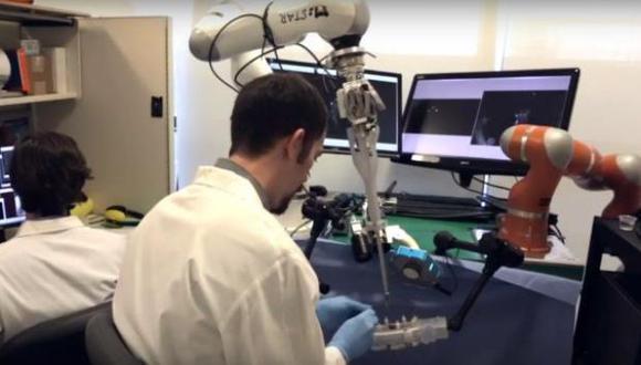 Los científicos probaron este músculo artificial activándolo eléctricamente en varias funciones robóticas. (Foto referencial: agencias)