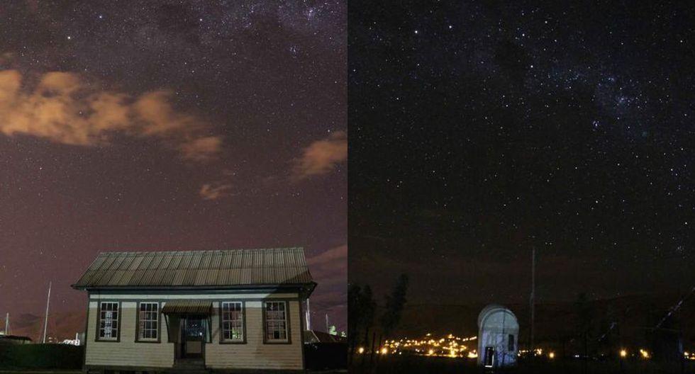 Planetas y lluvias de estrellas se podrán ver de cerca desde Huancayo y y Chupaca