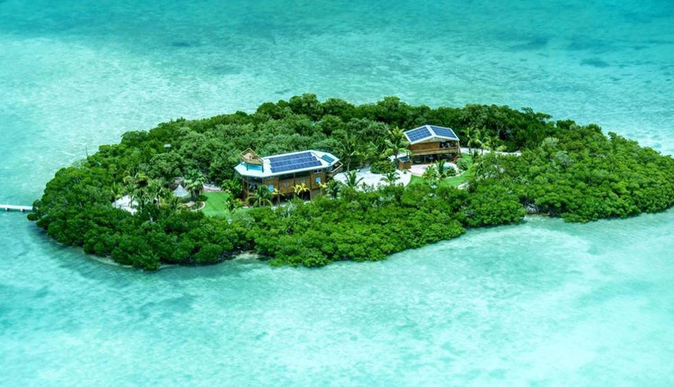 El dueño de Melody Key es el francés Blaise Carroz. La mansión está ubicada en una isla de Los Cayos de Florida y está siendo ofertada por US$ 6,9 millones. (Foto: www.sothebysrealty.com)