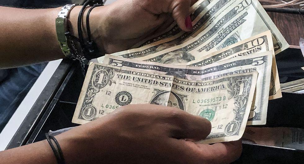 Información proviene del portal Dolar Today. (Foto: AFP)