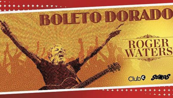 Experiencia Roger Waters: conoce a los dos ganadores del Boleto Dorado de Somos