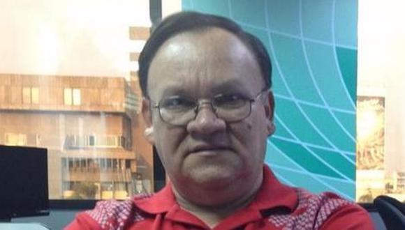 Gerardo Flores perdió la vida este viernes por culpa del coroanvirus. (Captura: Twitter)