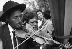 Máximo Damián: El violinista que despidió a Arguedas