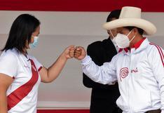 JNE: Perú Libre y Fuerza Popular acordaron realizar dos debates para la segunda vuelta