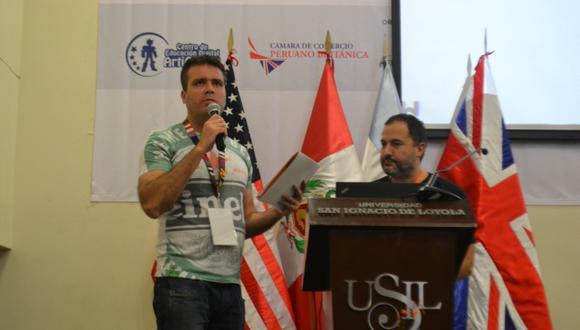 Videojuegos: Lima fue sede de congreso internacional en la USIL