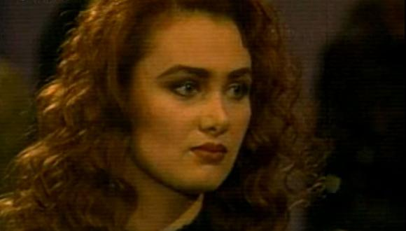 A pesar de que Mística se casa con Sebastián Ordoñez, ella ama profundamente a Jorge Luis. (Foto: Televisa)