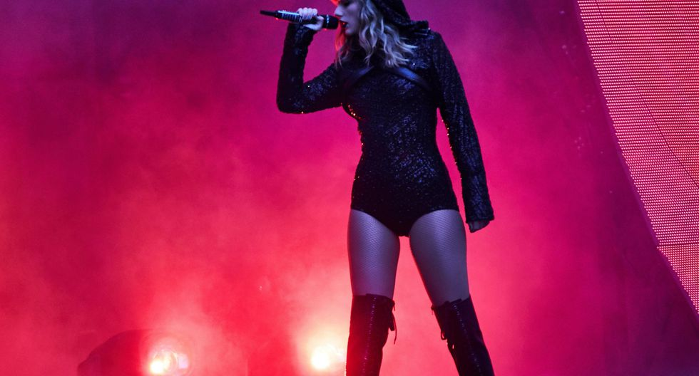 Taylor Swift envía sentimental discurso al finalizar su gira 'Reputation Tour' (Foto: EFE)