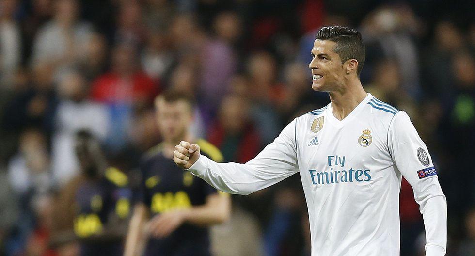 Cristiano Ronaldo: principal candidato a ganar The Best FIFA 2017. (Foto: AFP)