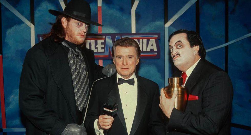 The Undertaker debutó en el Wrestlemania 7 contra Jimmy Snuka. (Foto: WWE)