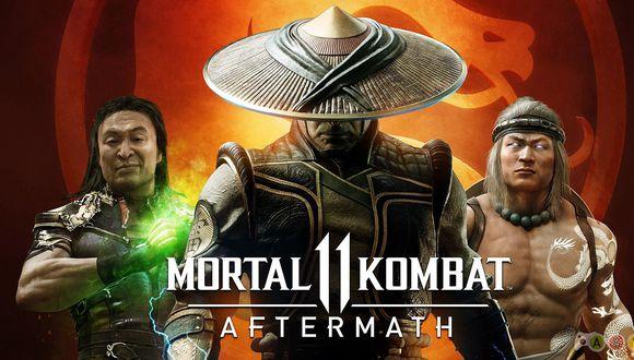 Mortal Kombat 11: Aftermath ya está disponible para PS4, PC, Xbox One, Nintendo Switch y Stadia de Google. (Difusión)
