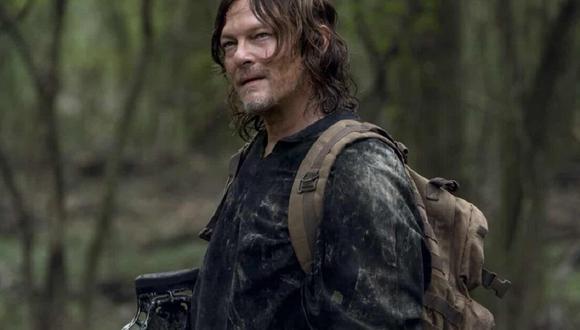 """Uno de los spin-offs de """"The Walking Dead"""" se centrará en Daryl (Norman Reedus) y Carol (Melissa McBride) (Foto: AMC)"""