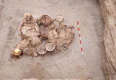 Hallazgo: arqueólogos encuentran ocho fardos funerarios de 800 años de antigüedad en Chilca