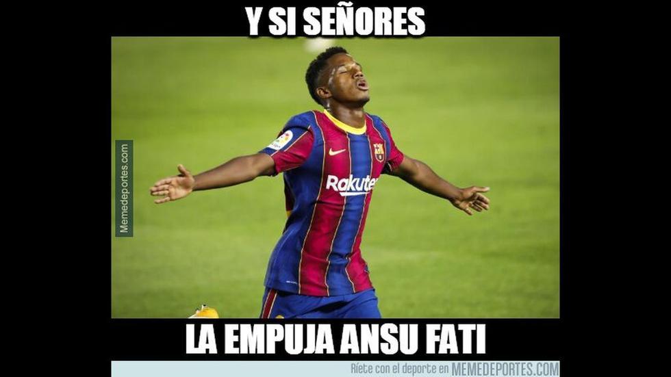 Barcelona vs. Real Madrid, memes.