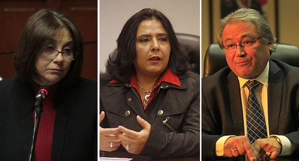 Tres ministros serán interpelados hoy en el Congreso