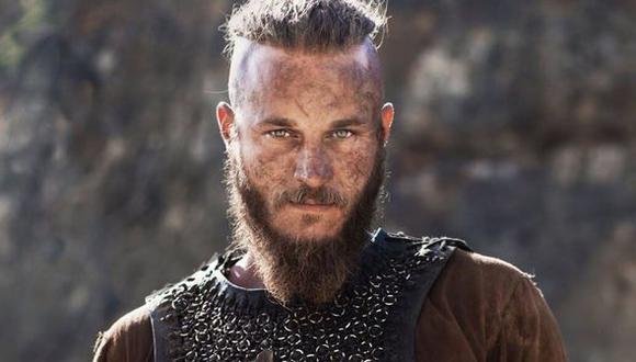 "Travis Fimmel interpretó a Ragnar Lothbrok en ""Vikings"". (Foto: Netflix)"