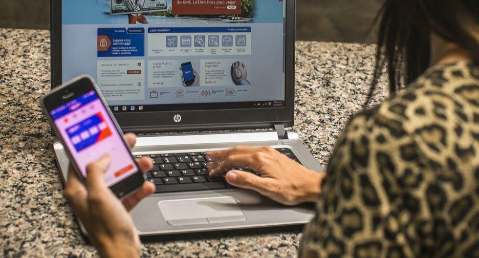 Este cargo adicional del 3% ya aplica a las tarjetas de crédito, según dio a conocer el BCP. (Foto: GEC)