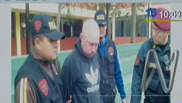 El 'estafador elegante' fue detenido en el Cercado de Lima