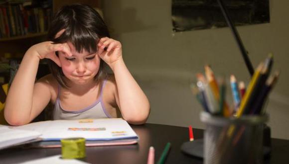 Los niños pequeños también se estresan. (Foto: Archivo El Comercio)