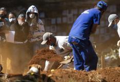 Brasil registra 363 muertes diarias por coronavirus y el total se acerca a los 136.000