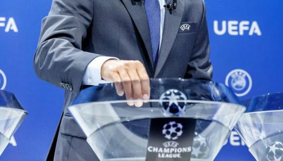 El próximo viernes 10 de julio en Nyon (Suiza) se celebrará el sorteo de la fase final de la Champions League. (Foto: AFP)