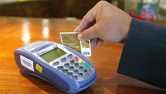 Uso de pagos electrónicos se incrementó 10% en el 2013