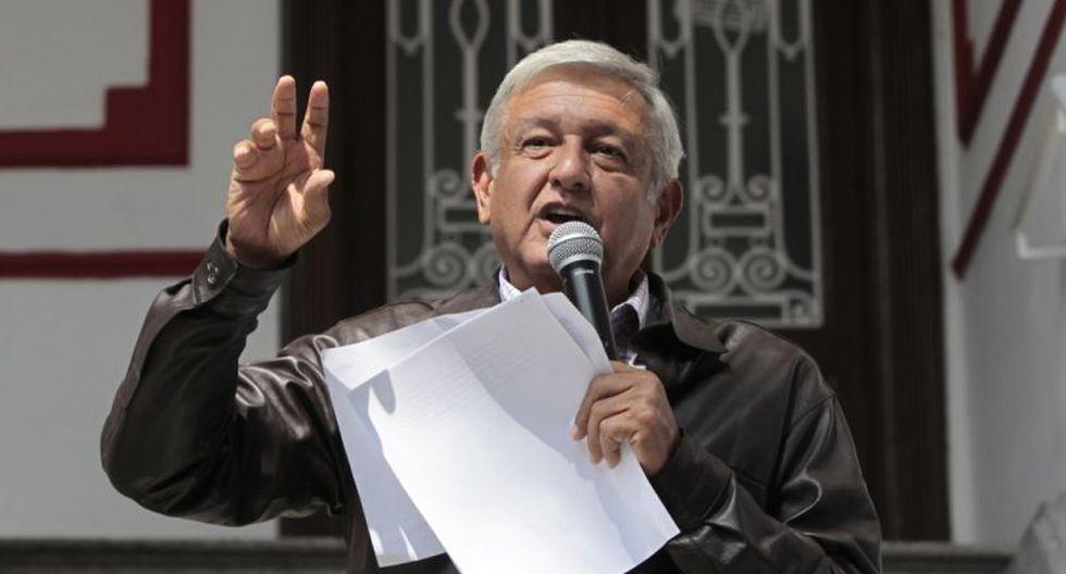 El presidente de México, Andrés Manuel López Obrador (AMLO).(Foto: EFE)