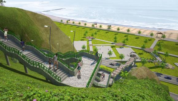 Costa Verde: puentes peatonales estarían listos en diciembre