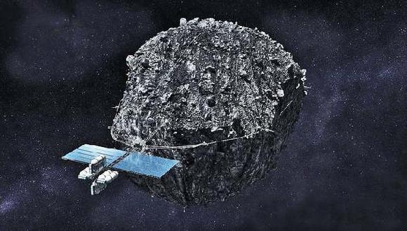 Luxemburgo impulsa la explotación minera de asteroides