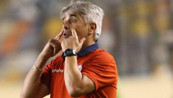 Marcelo Grioni viene realizando una campaña de ensueño con Sport Huancayo: está a un paso de la final del Torneo de Verano y pasó de instancia en la Copa Sudamericana. (Foto: USI)