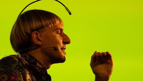 Neil Harbisson, considerado como el primer 'ciborg' del mundo. (Foto: EFE)