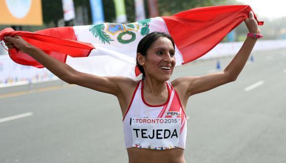 Gladys Tejeda, la historia detrás de una medalla de oro