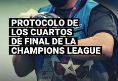 Conoce toda la logística de cara a los cuartos de final de la Champions League