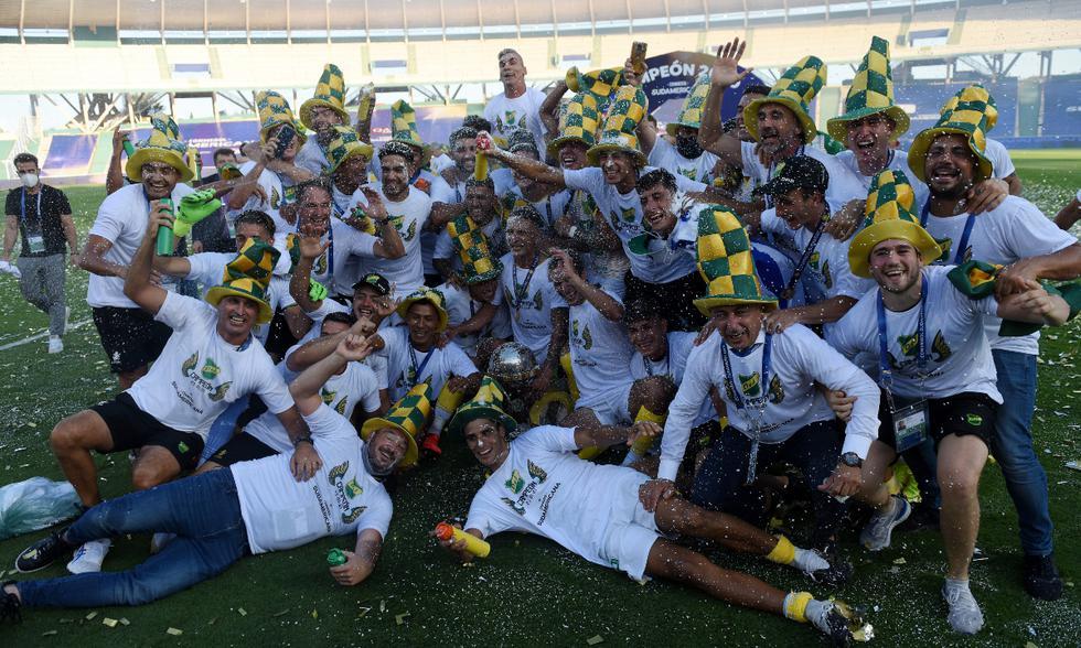 Defensa y Justicia y Lanús se enfrentaron en la gran final de la Copa Sudamericana | Foto: Reuters