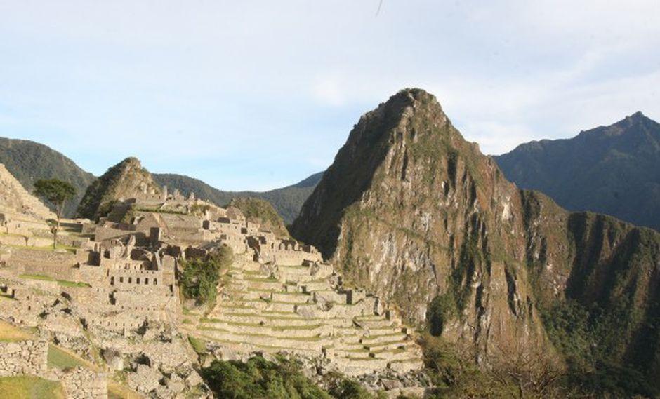 Machu Picchu obtuvo ayer la distinción de mejor atracción turística de Sudamérica del World Travel Awards Sudamérica, uno de los eventos más prestigiosos de turismo (Foto: archivo)