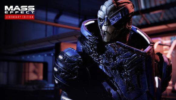 Mass Effect: Legendary Edition estrena el 14 de mayo. (Imagen: EA)