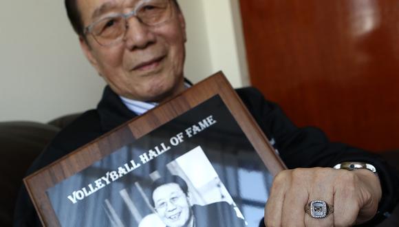 Man Bok Park es parte de la historia mundial del voleibol y su nombre figura en el Salón de la Fama. (Foto: Archivo El Comercio)