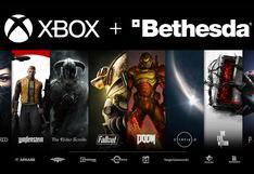 Xbox compró a Bethesda, responsable de los videojuegos The Elder Scrolls, Doom y Fallout